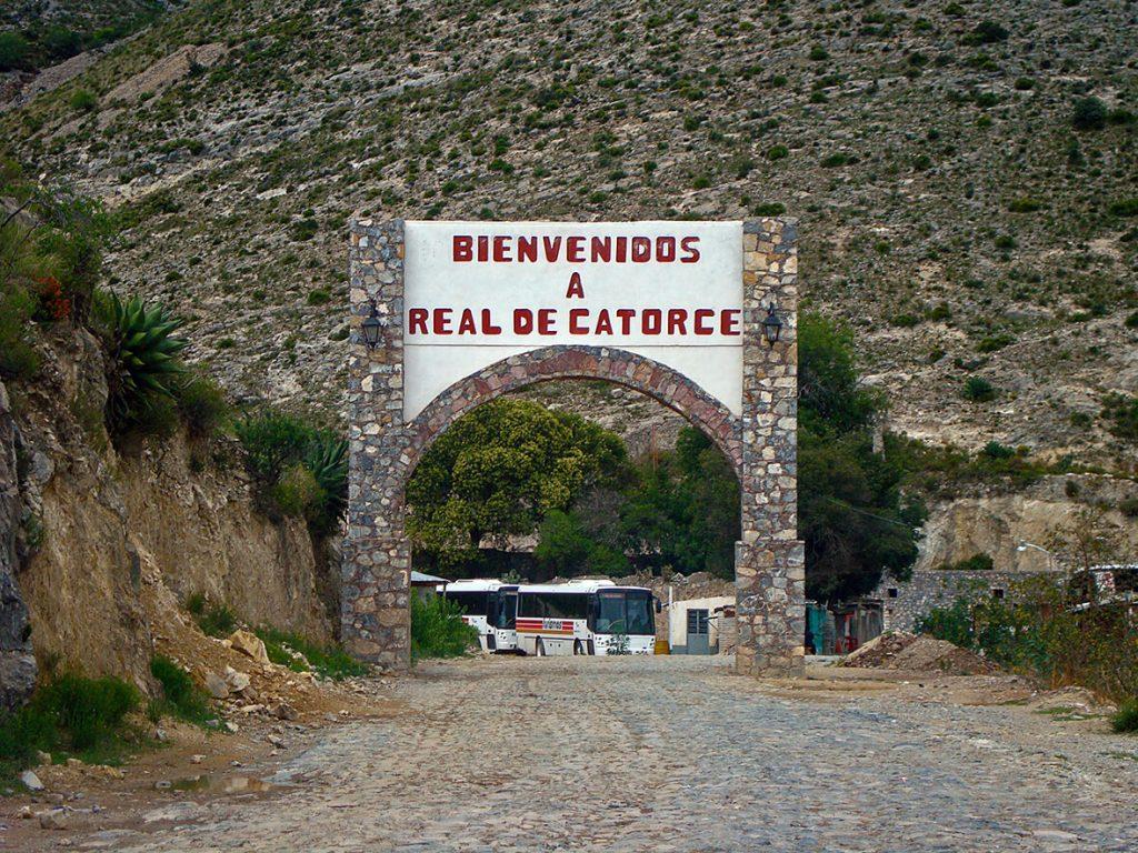 Bienvenidos a Real de Catorce - pueblos mágicos de México