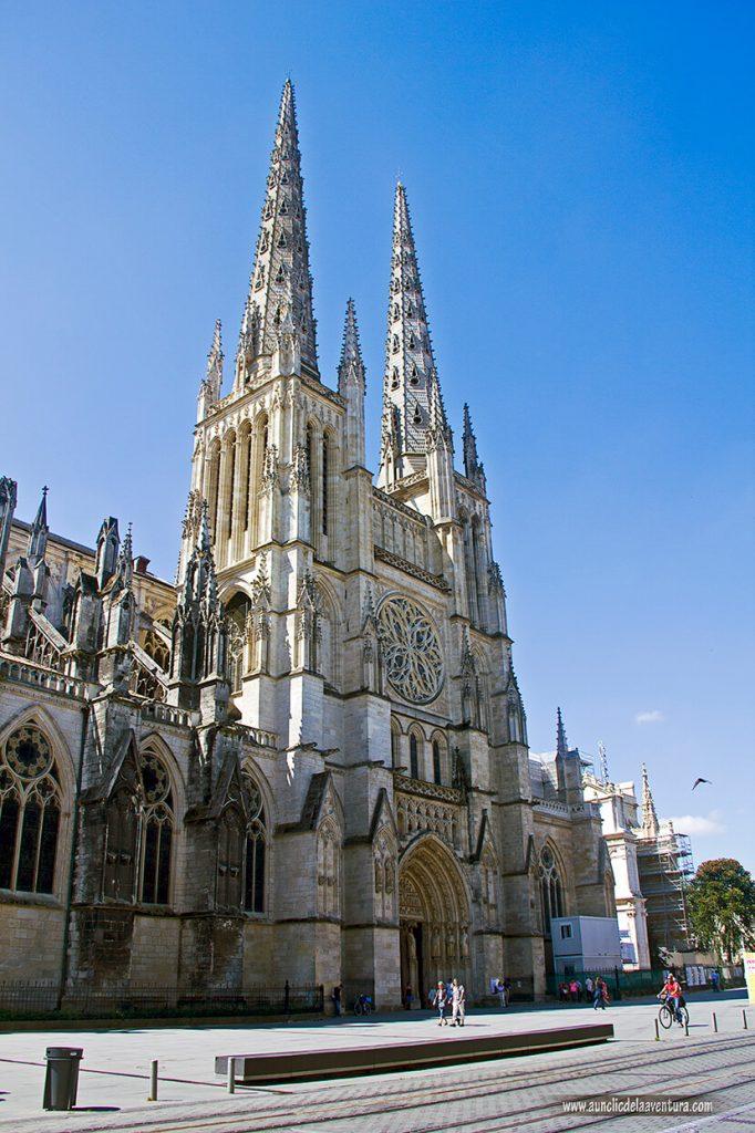 Catedral de Saint-André - que ver en Burdeos