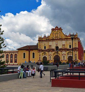 Catedral de San Cristóbal de las Casas, pueblos mágicos de México