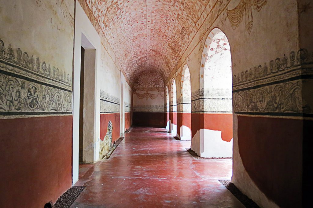 Ex Convento de la Natividad en Tepoztlán - pueblos mágicos de México