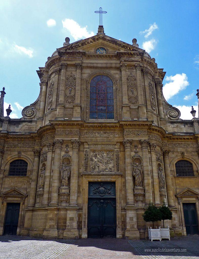 Iglesia de Notre Dame - que ver en Burdeos