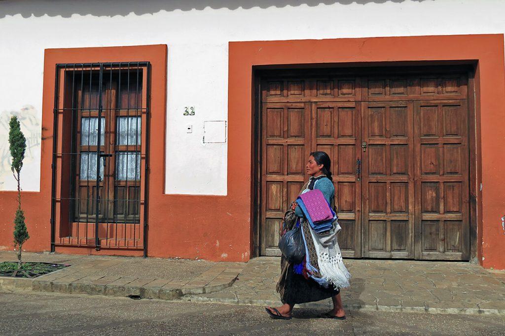 Indígenas de San Cristóbal de las Casas - pueblos mágicos de México