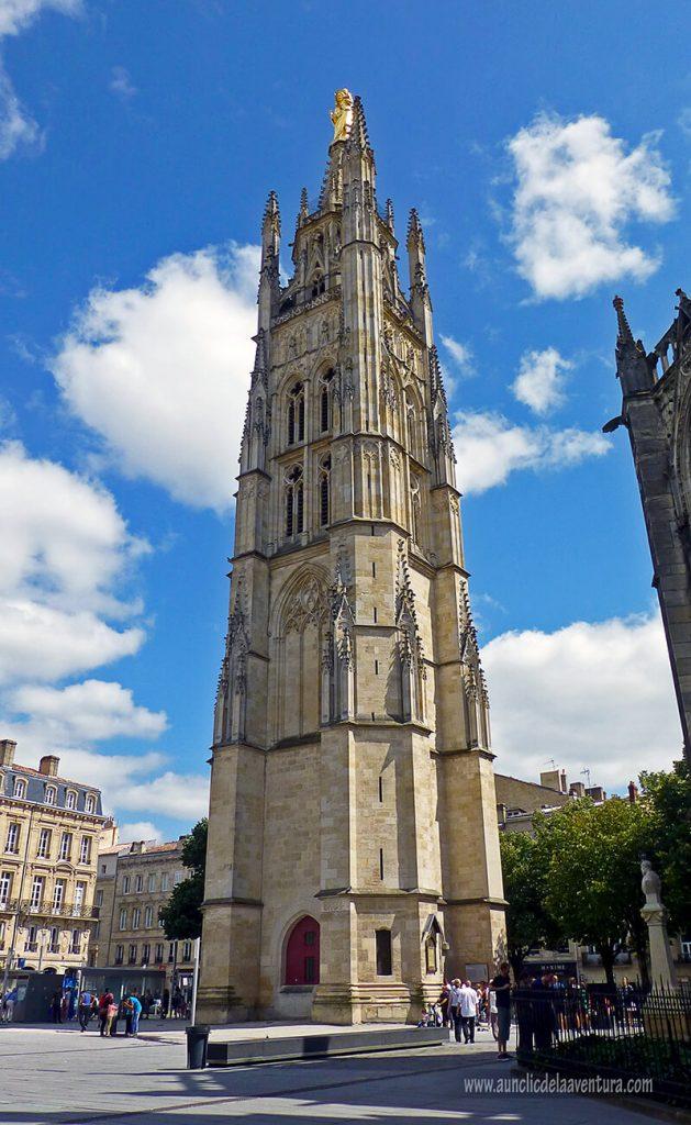 Torre Pey-Berland - que ver en Burdeos