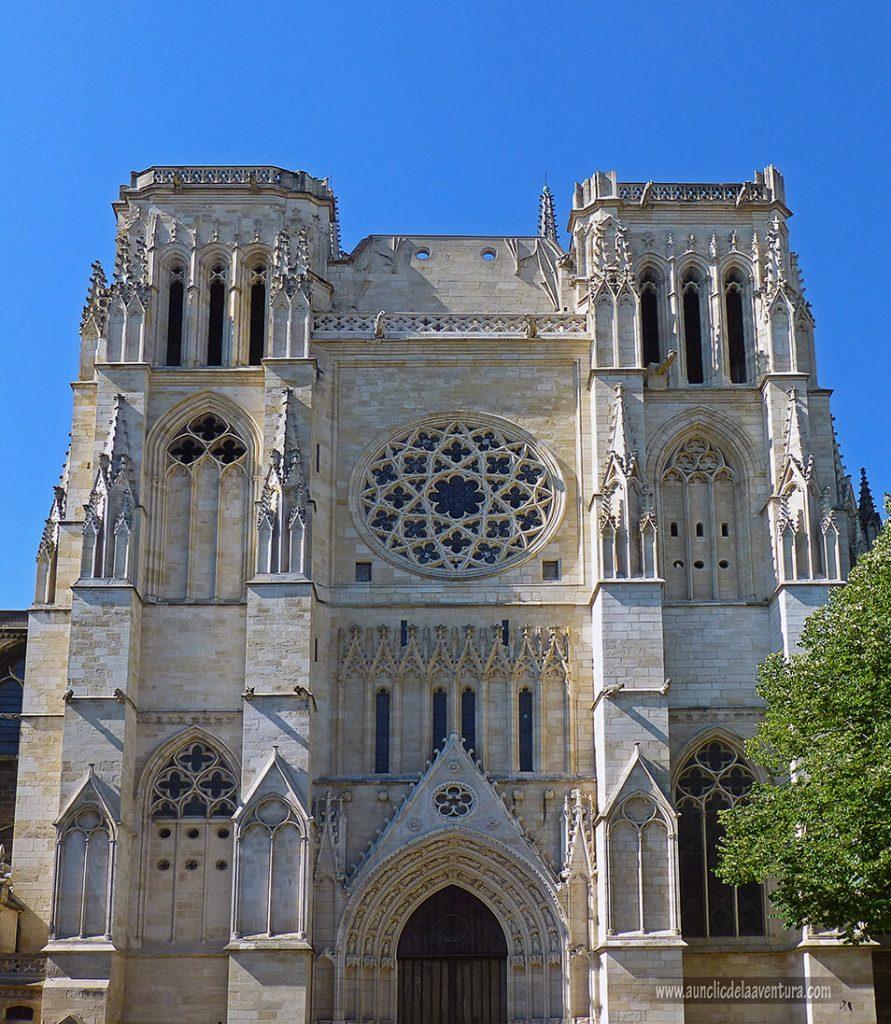 Basílica de Saint-Seurin - que ver en Burdeos