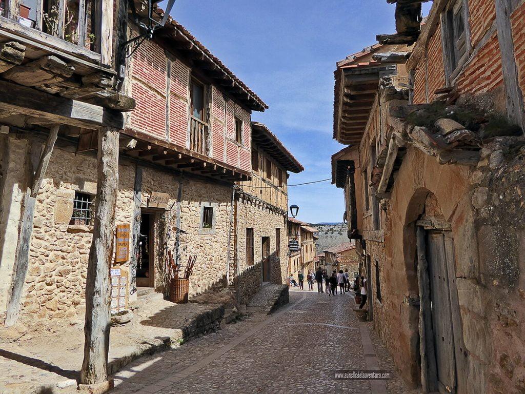 Calle Real de Calatañazor, que ver en Calatañazor