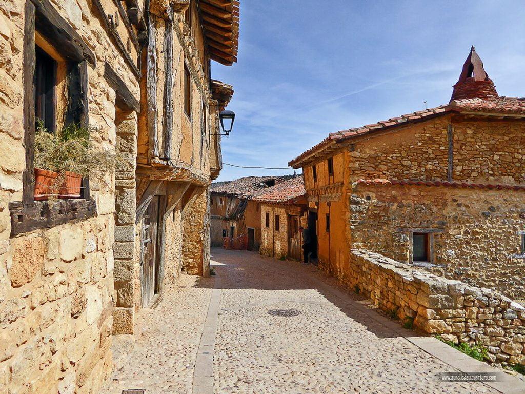 Arquitectura popular de Calatañazor, que ver en Calatañazor