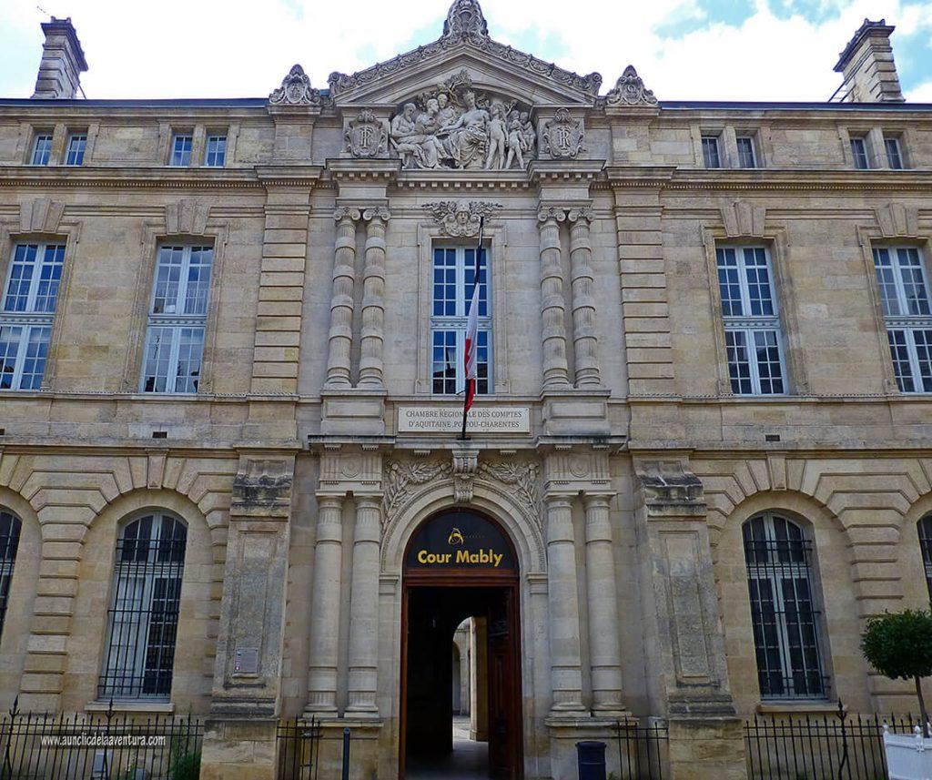 Tribunal Mably - que ver en Burdeos