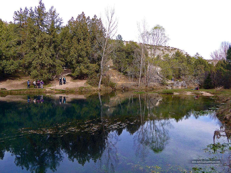 Otra vista de la Fuentona