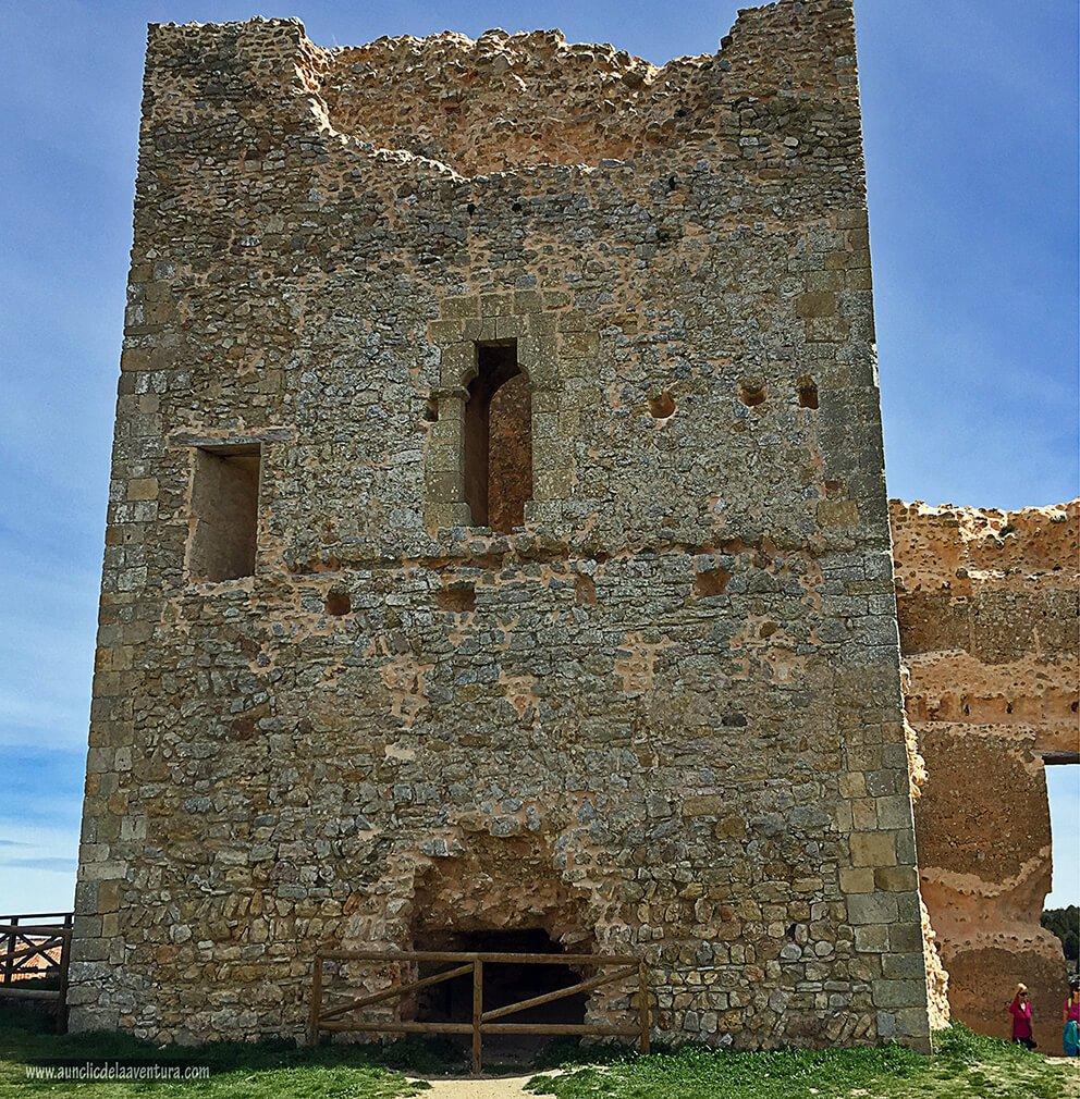 Torre del homenaje, que ver en Calatañazor