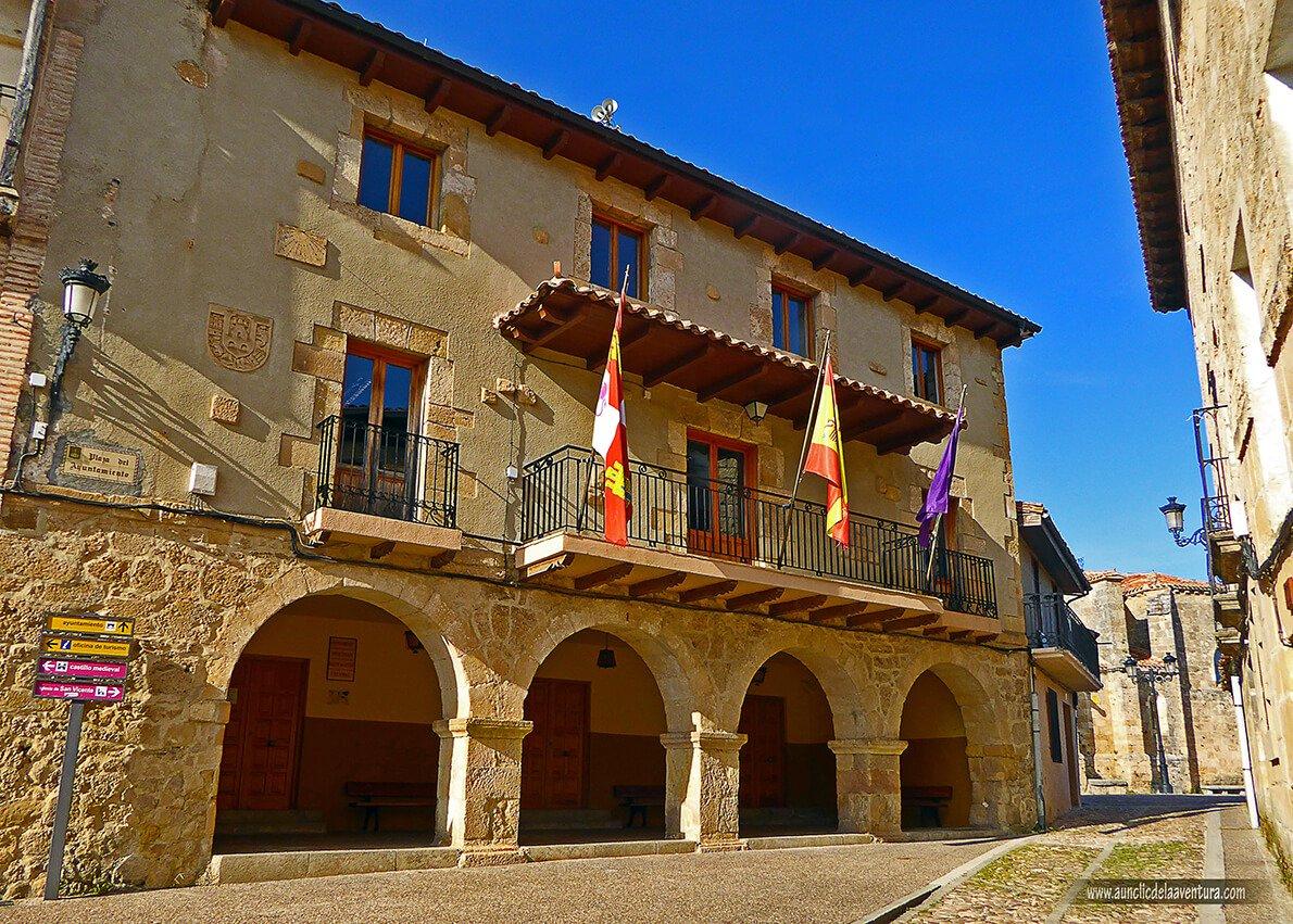 Ayuntamiento de Frías