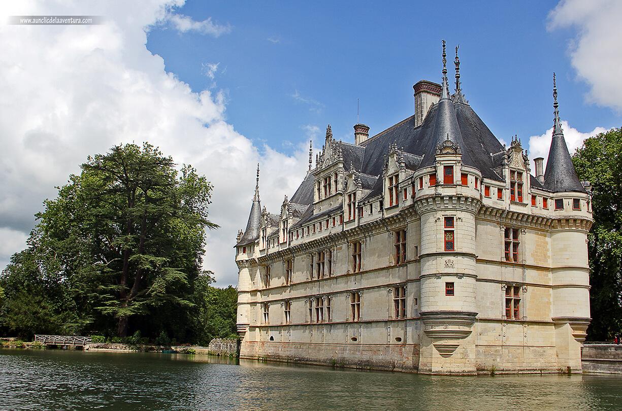 Château de Azay le Rideau, Valle del Loira