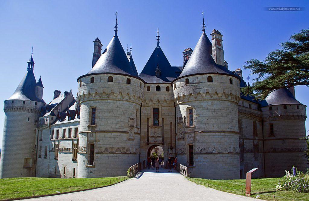 Château de Chaumont-sur-Loire, ruta de los Castillos del Loira en coche