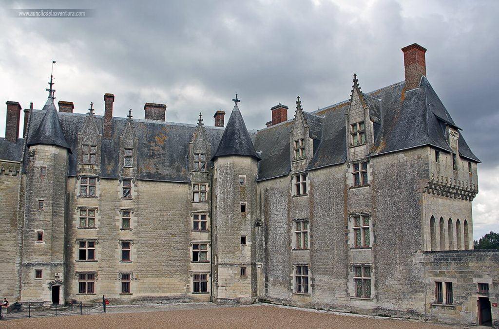 Château de Langeais, ruta de los Castillos del Loira en coche