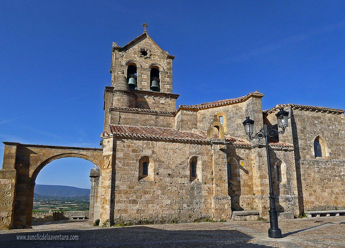 Iglesia de San Vicente Mártir de Frías