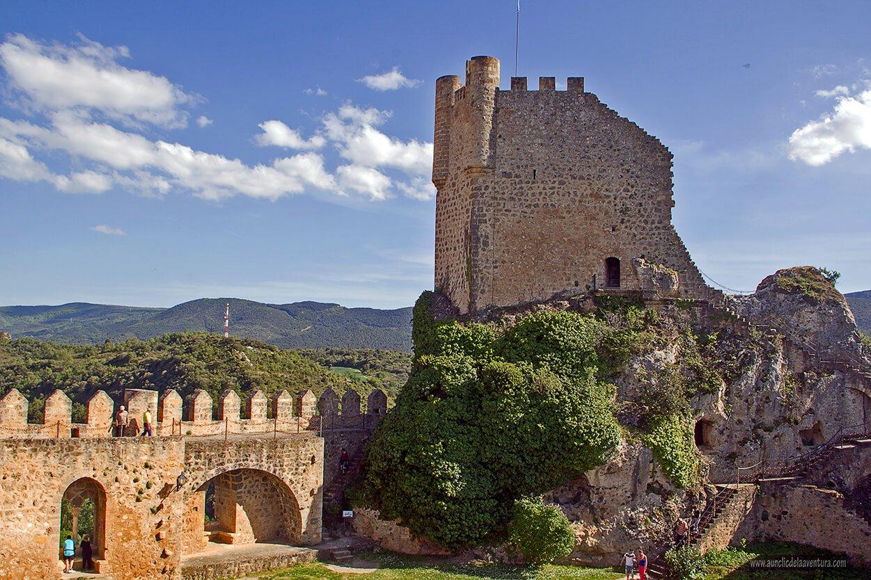 Torre del Homenaje del Castillo de Frías