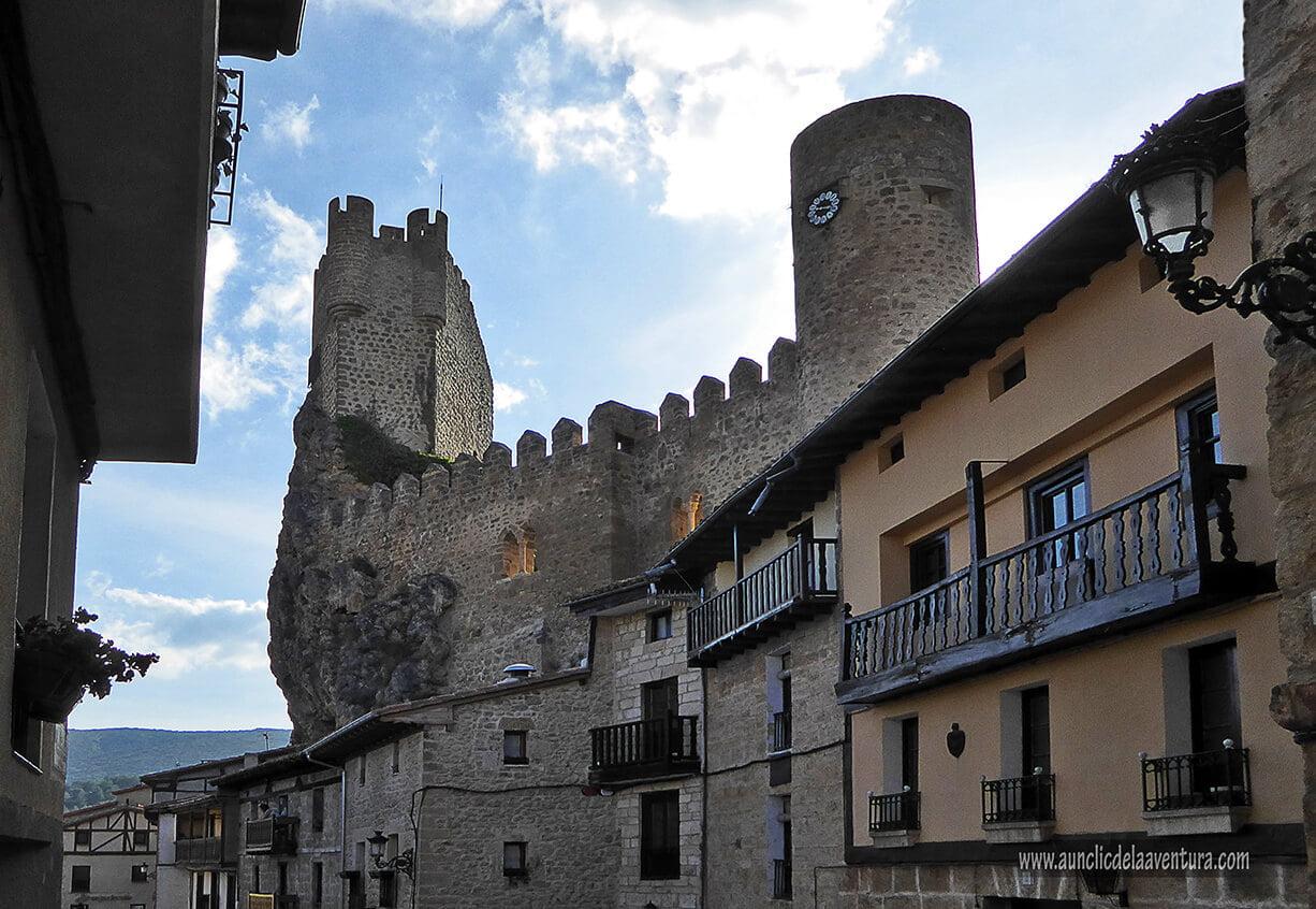 Frías, la ciudad más pequeña de España en Burgos