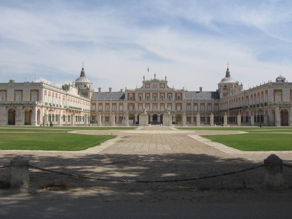 Palacio Real de Aranjuez -excursiones a menos de una hora de Madrid