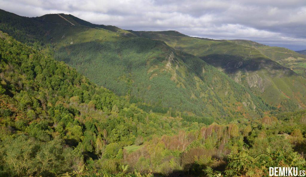 Los Ancares de Lugo - escapadas de otoño en España