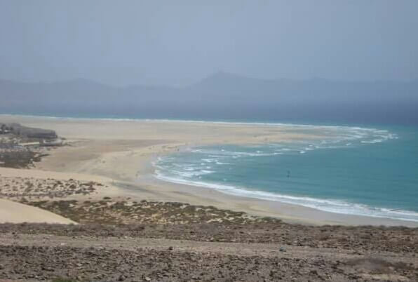Playas de Sotavento - escapadas de otoño en España