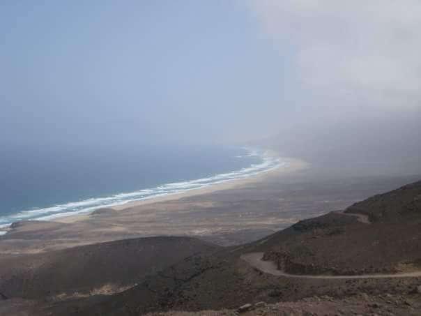 Playas de la Costa Oeste - escapadas de otoño en España