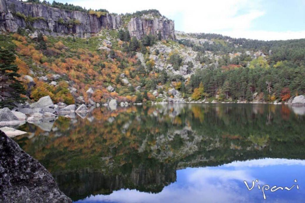 Laguna Negra de Soria - escapadas de otoño en España