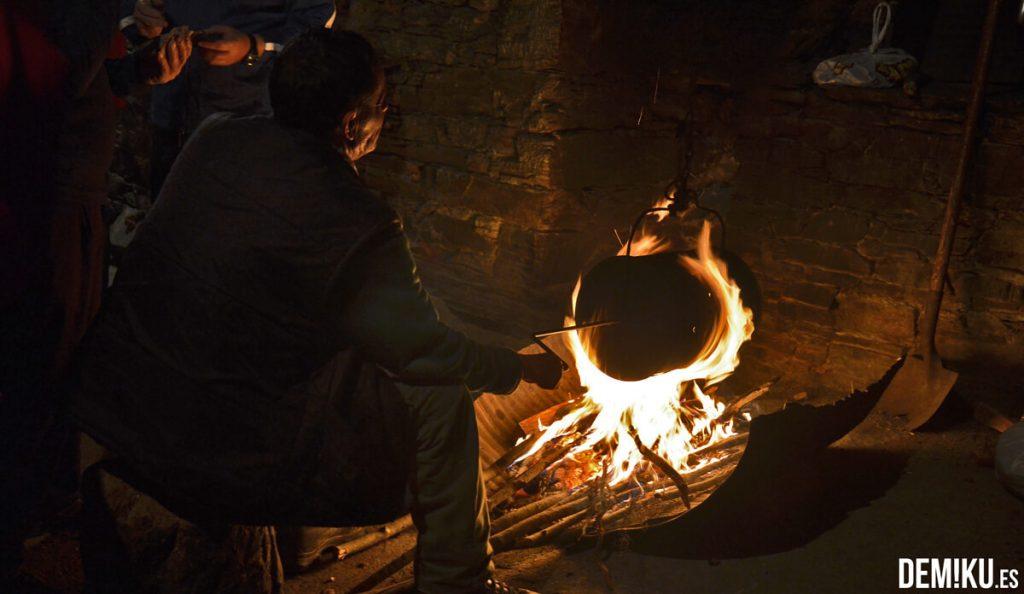 Magosto tradicional - escapadas de otoño en España