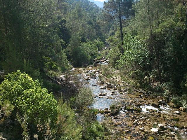 Sierra de Cazorla - escapadas de otoño en España