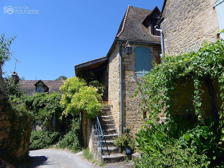 Rincón de Castelnaud- visitarCastelnaud y Beynac-et-Cazenac