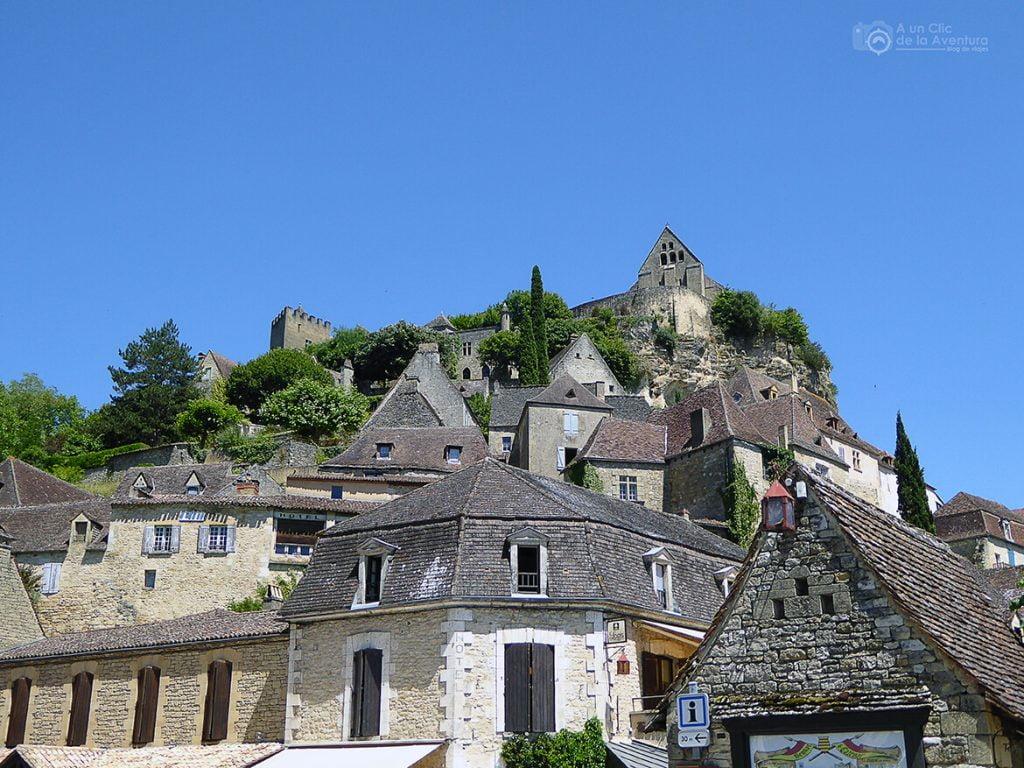 Beynac-et-Cazenac- visitarCastelnaud y Beynac-et-Cazenac