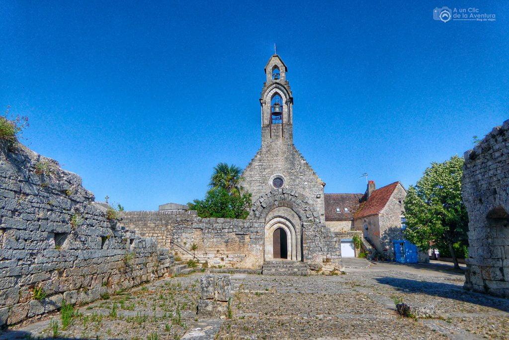 El Hospitalet de Rocamadour - Qué visitar en Rocamadour