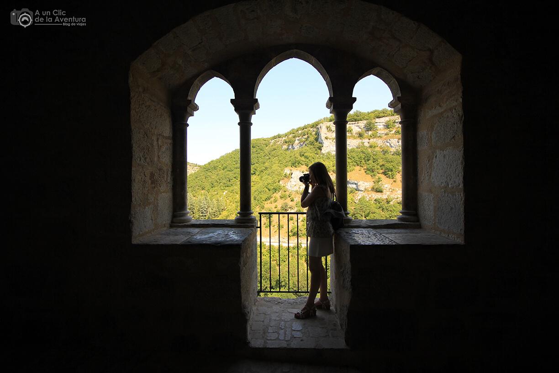 Fotografiando desde el Santuario
