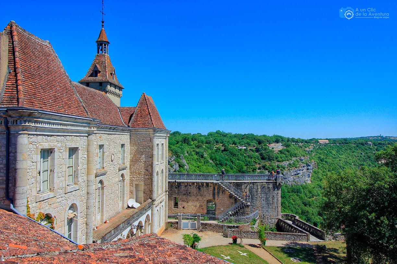 Castillo de Rocamadour - Qué visitar en Rocamadour