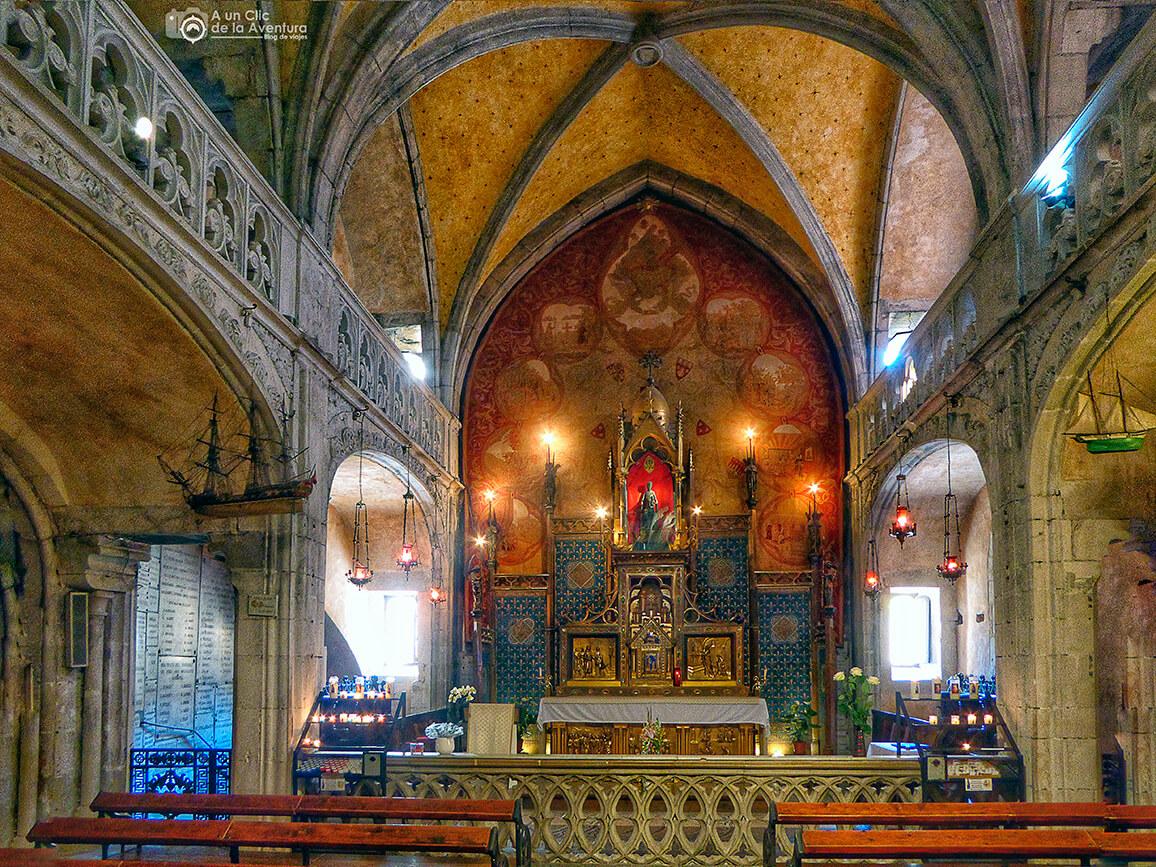 Capilla de Notre Dame de Rocamadour