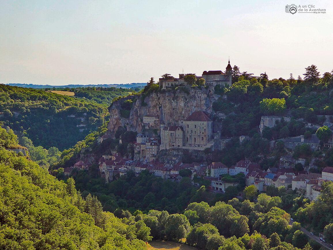 Rocamadour, el pueblo que desvió el Camino de Santiago