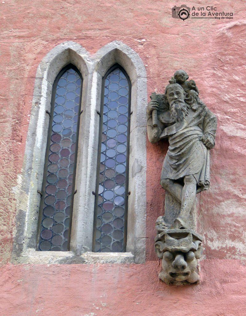 Iglesia de San Juan - qué ver en Rothenburg ob der Tauber