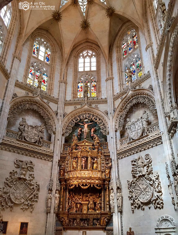 Capilla del Condestable de la Catedral de Burgos