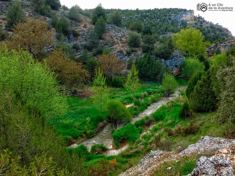 Desfiladero del río Mataviejas