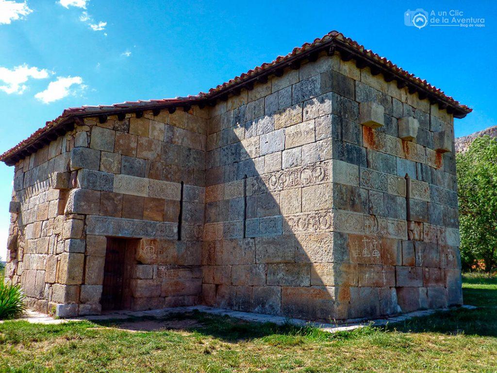Ermita visigótica de Quintanilla de las Viñas - que ver en el Valle del Arlanza, Burgos