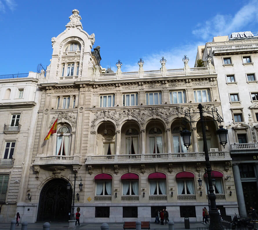 Casino de Madrid (foto Wikimedia Commons)