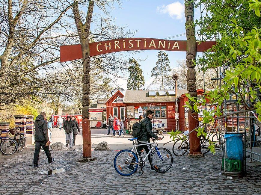 Christiania - Países de Europa que no existen