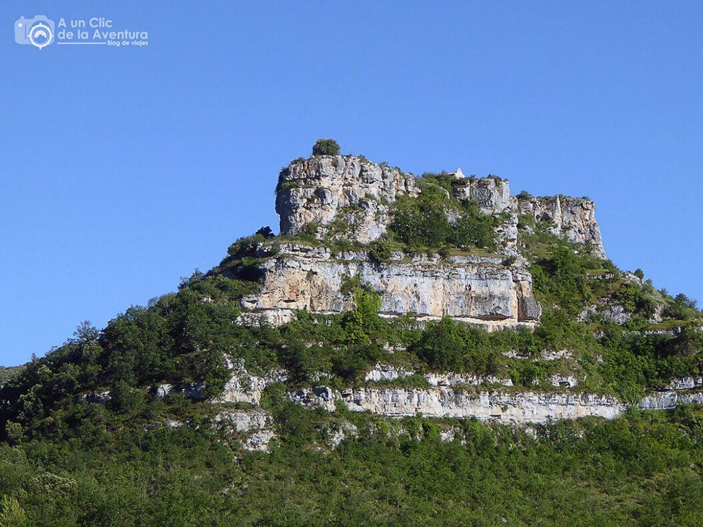 Ermita de las Santas Elena y Centola - que hacer en Las Loras