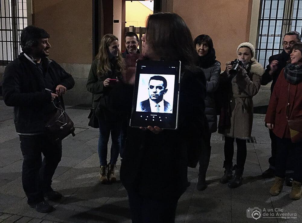 """Conociendo los crímenes del """"asesino seductor"""" en el tour Madrid sangriento"""