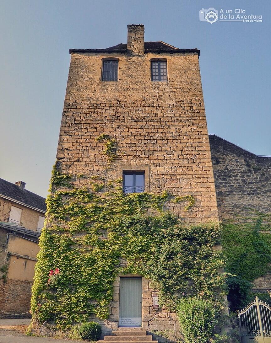 Tour du Bourreau de Sarlat