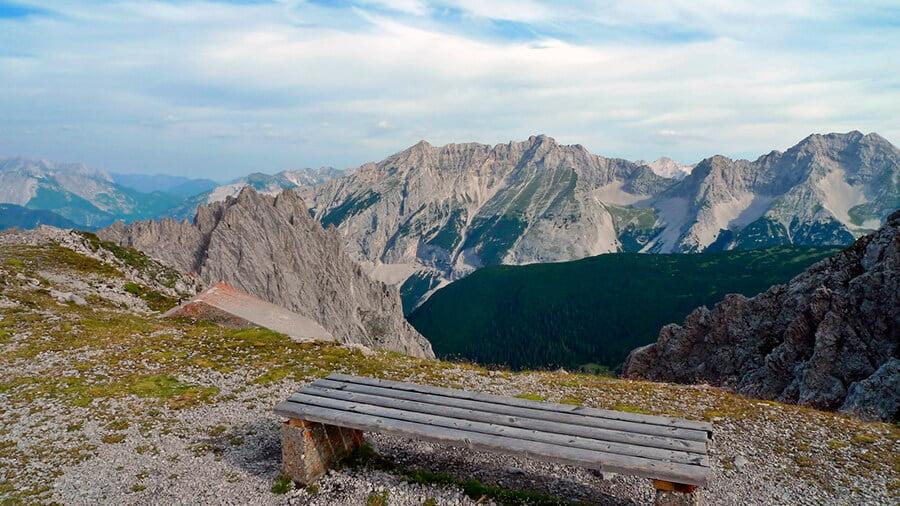 Vistas de los Alpes austríacos - los paisajes más impresionantes de Europa
