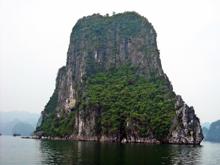 Bahía de Halong - paisajes más impresionantes del mundo