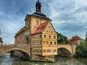 Bamberg la ciudad de las siete colinas en Alemania