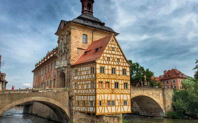 Bamberg, la ciudad de las siete colinas en Alemania