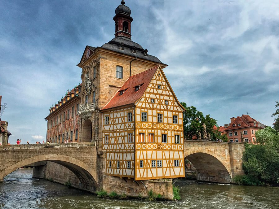Qué ver en Bamberg, la ciudad de las siete colinas de Alemania