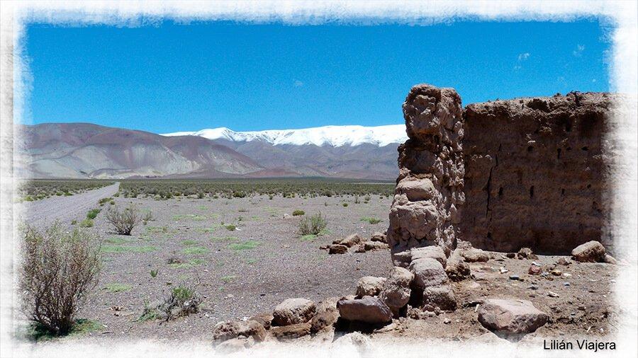 Camino a Cortaderas - paisajes más impresionantes del mundo