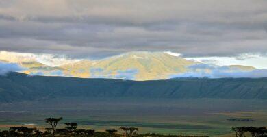 Cráter del Ngorongoro - los paisajes más impresionantes del mundo